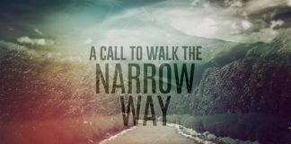 The Road You Take From the Cross Determines Salvation or Damnation