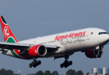 Kenya Airways Back to Pride Prophecy