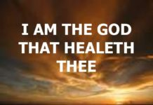 No Disease or Sickness is From God
