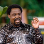 TB Joshua, Flee to Israel – Its God's WILL (Jesus Christ Revealed)