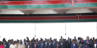 Prophecy Fulfillment: Kenya Presidential Candidates Sign a False Peace Accord