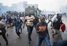 Riots in Kenya Especially Nairobi Prophecy