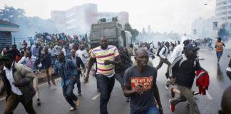 Riots in Kenya Especially Nairobi Prophecy