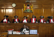 Prophecy of Kenya Supreme Court Ruling Against Raila Odinga