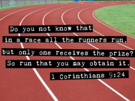 The Marathon Race – Who are you Competing With?
