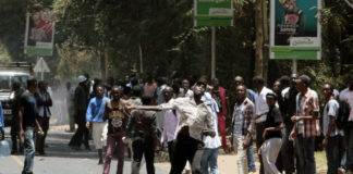Prophecy University Students Demonstrations in Kenya