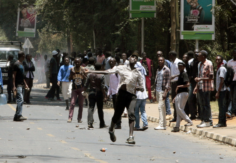 Prophecy of University Students Demonstrations in Kenya