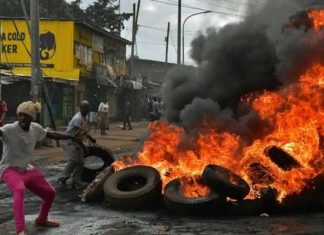 Prophecy of Tribal Clash Massacre in Kenya