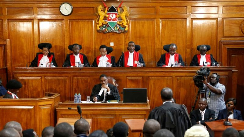 Prophecy Fulfilled: Kenya Supreme Court Declares Uhuru Kenyatta President
