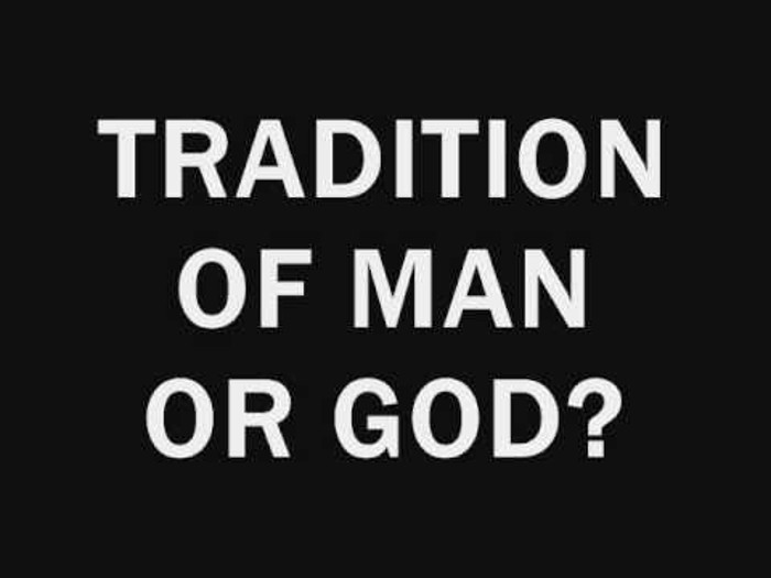 Leave All Your Traditions and be Adopted to Abraham