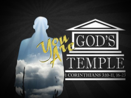 The Body is the Temple of God