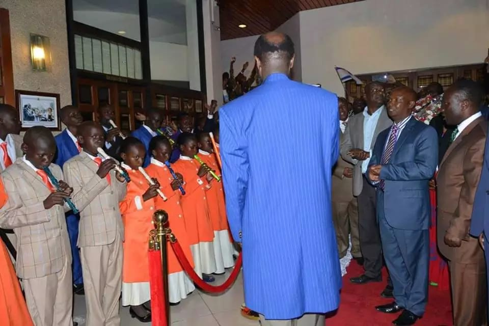 Vision of Hypocrisy of Some People Serving in Prophet Owuor Ministry