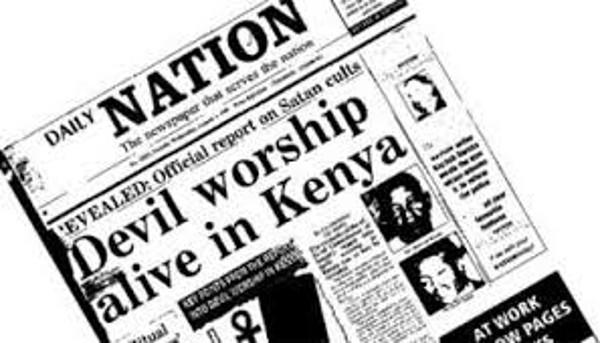 A Walk with God inside Satan Kingdom in Kenya