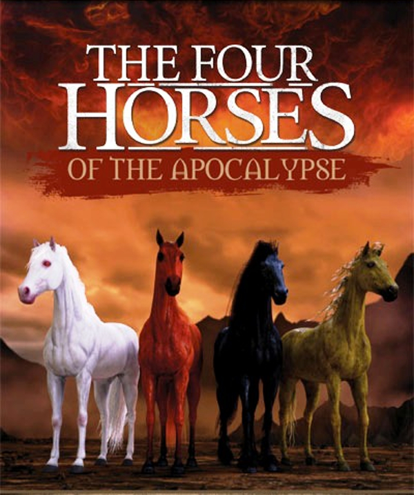 Image result for four horses of the apocalypse